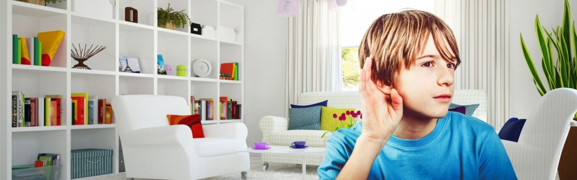 Hearing loss affects children too!