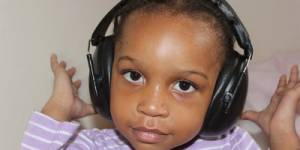 How can I protect my own or my child's hearing from loud noise