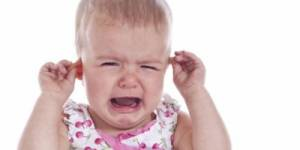 Infant ear infection(s)
